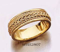 braided wedding band braided wedding band ring 14k gold