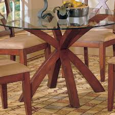Custom Dining Room Tables by Glass Top Cover For Wood Dining Table Dining Table Glass Top