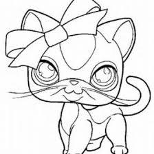 littlest pet shop coloring book u2013 eassume lps coloring book