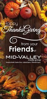 wrap 1 thanksgiving greeting ad vault democratherald