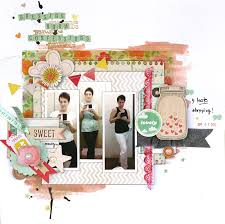 layout nfe leah farquharson scrapbook goodness pinterest find stuff