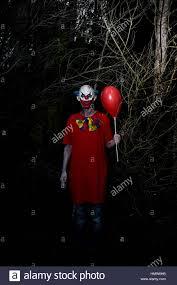 scary creepy clown stock photos u0026 scary creepy clown stock images