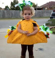 Curious George Halloween Costume Toddler Tutorial Felt Taco Costume Alphabetcircus