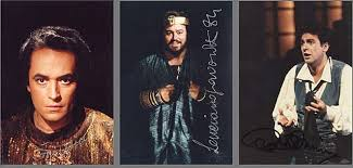 the 3 tenors great photos with authentic autographs from