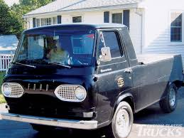 Vintage Ford Econoline Truck For Sale - 1962 ford econoline pickup truck rod network