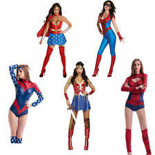 Marvel Female Halloween Costumes Women U0027s Superhero Costumes Ebay