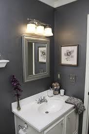 it u0027s just paper at home powder room renovation i like