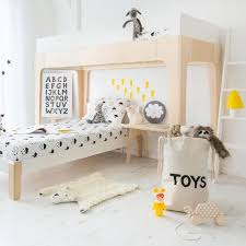 Oeuf Bunk Bed Oeuf Perch Bunk Bed Birch