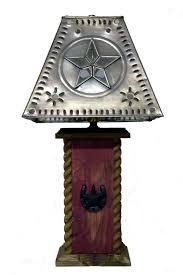 18 usb rustic lamps western lamps star horseshoe table lamp