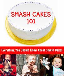 birthday smash cake smash cake 101 everything you should about smash cakes