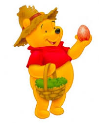 winnie the pooh easter eggs how to create disney character easter eggs
