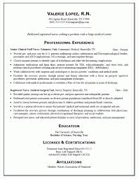 cover letter registered nurse resume templates free free