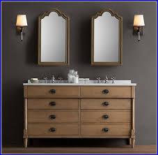 Restoration Hardware Vanity Lights Bathroom Light Fixtures Above Medicine Cabinet Cabinet Home