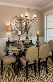 Expensive Dining Room Sets by Luxury Dining Room Decor With Mirrored Tabletop Cushioned Chairs