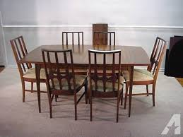 Broyhill Dining Table And Chairs Broyhill Brasilia Table And 6 Chairs For Sale In Kindts