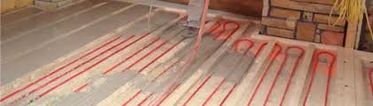 radiant floor heating how to heat concrete floors the concrete