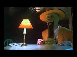 Jaw Drop Meme - the mask jaw dropping tongue rolling eye popping scene youtube