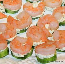 Easy Appetizers Easy Appetizers U2013 Shrimp And Cucumber Bites Irish American Mom