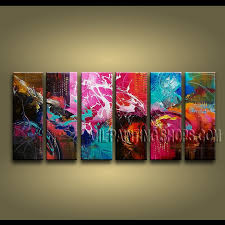 abstract handmade painting modern contemporary 82 best abstract paintings series ii images on