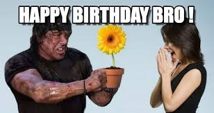 Rambo Meme - rambo birthday funny happy birthday meme