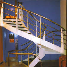 Brass Handrails Thames Valley Fabrications Ltd Staircase Gallery