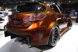 lexus ct200 custom fox marketing designs lexus ct200h ps garage automotive design