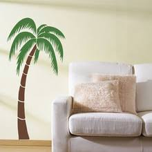 Tree Wall Decals For Living Room Popular Palm Tree Wall Decal Buy Cheap Palm Tree Wall Decal Lots