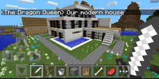simple modern house minecraft pe minecraft interior abtd