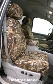 realtree max 5 camo seat covers realtree b2b all for racing