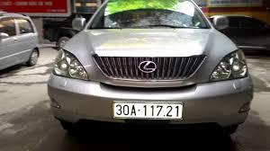 xe lexus nhap khau bán lexus rx 350 2006 đăng ký 2008 nhập khẩu cửa nóc màn dvd