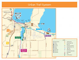 Michigan Trail Maps by Tart Trail Tart Trails Inc