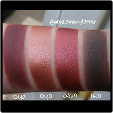 Beautiful Color Palettes by Opv Beauty U0027yemoja U0027 Palette Review Swatches And Discount Code