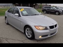 2008 bmw 328i used 2008 bmw 328i silver luxury sedan martinsville indiana
