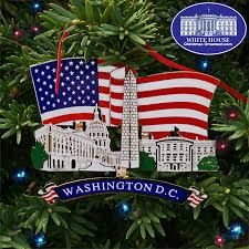 2012 washington dc ornament mail order white house