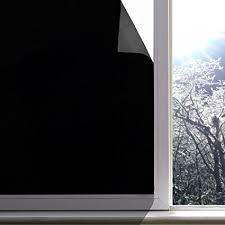 light blocking window film amazon com blackout window film static cling window tint 100