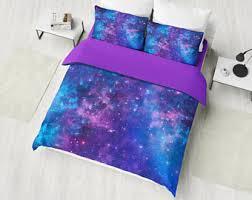 nebula bedding etsy