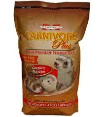 marshall carnivore plus high protein diet ferret com