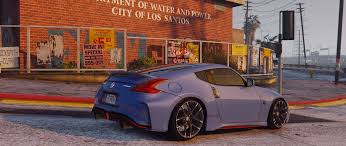 nissan 370z nismo modded 2016 nissan 370z nismo z34 add on replace gta5 mods com