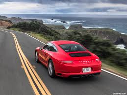 2017 porsche 911 carrera color guards red us spec hd
