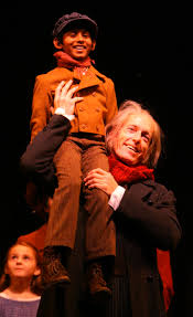chicago theater review a christmas carol goodman theatre
