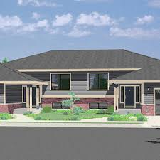 split level ranch house plans modern house plans split level duplex plan small country with