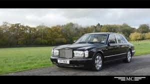 bentley arnage red label bentley arnage red label marlow cars youtube
