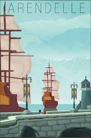 Where To Find Vintage Style - where to find vintage style disney travel posters disney