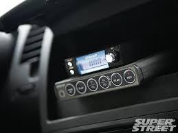 nissan 350z quick release steering wheel 2004 nissan 350z sacrilege super street magazine