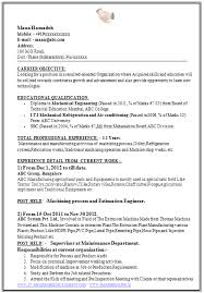 Mechanical Maintenance Resume Sample by Top 8 Hospital Maintenance Engineer Resume Samples In This File