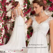aliexpress com buy vintage empire plus size maternity wedding