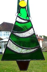 Stained Glass Christmas Window Decorations by 324 Best Stained Glass Christmas Images On Pinterest Stained