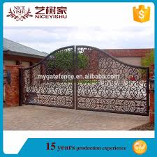 different design of gate colors house steel gate design square