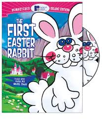 rabbit dvd the easter rabbit deluxe edition burl ives