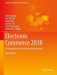 orange si e social electronic commerce 2018 a managerial and social networks